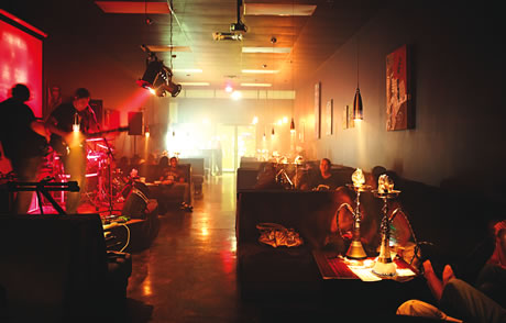 Meridian Hookah Lounge